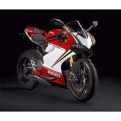 Ducati street bike.