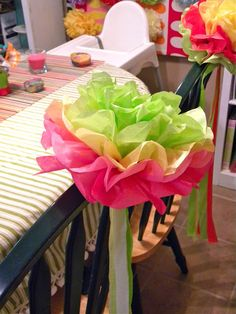 Handicraftiness: A Cinco de Mayo or Summer Fiesta DIY Decor