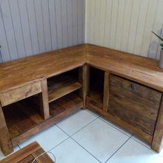 1000 id es sur le th me meubles t l palettes sur - Meuble en palette de recuperation ...
