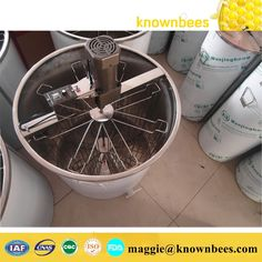 896.01$  Buy now - beekeeping equipment 8 frames electrical stainless steel honey extractor  #magazineonlinebeautiful