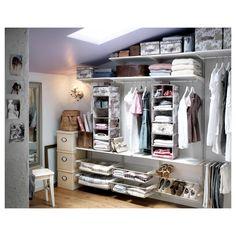 Lily closet - ikea algot