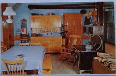 amish kitchens - Google Search