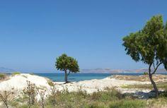 Marmari is een vakantiebestemming op Kos in Griekenland. Lang zandstrand en de zoutpannen van Alykes. Tips voor je vakantie, het weer en aanbiedingen.