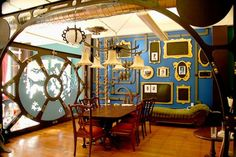 Beau 28 Crazy Steampunk Home Office Designs Tue, Sep 11, 2012 | Study Room  Designs