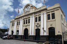 La casa de la literatura - Lima - Perú