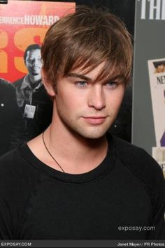 coupe cheveux mi long gar on on pinterest chace crawford. Black Bedroom Furniture Sets. Home Design Ideas