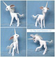 The Last Unicorn by melkatsa