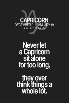 Zodiac Mind - Your source for Zodiac Facts Capricorn And Taurus, Capricorn Quotes, Zodiac Signs Capricorn, Zodiac Mind, Zodiac Quotes, Capricorn Season, Zodiac Signs Chart, Zodiac Sign Facts, Capricorn Aesthetic