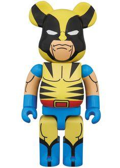 Bearbrick Wolverine 400%