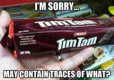 Check out: May contain traces. One of our funny daily memes selection. We add new funny memes everyday!