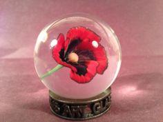 Dms Art Glass ~ Poppy ~