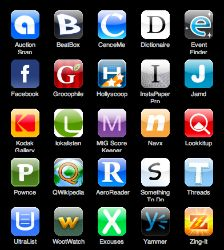 finding iphone software version