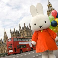 Miffy in london