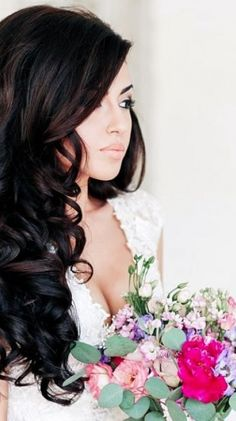 28 Prettiest Wedding Hairstyles Every Bride Should Consider. To see more: /2014/10/03/28-prettiest-wedding-hairstyles-every-bride-consider/ #wedding #weddings #hairstyle