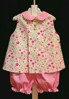 """Bridget Anderson's """"Floral Jackson"""" by Children's Corner Frocks For Girls, Kids Frocks, Little Dresses, Little Girl Dresses, Cute Dresses, Girls Dresses, Toddler Outfits, Kids Outfits, Baby Frocks Designs"""