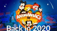 Wakko Jakko and Dot are expected to be back at @hulu in 2020 with all new adventures. 2 season have been ordered. Steven Spielberg is back as executive producer and we'll see the return of many favorites too like Pinky and the Brain.  Excited! -Melvin #Animaniacs #wakko #jakko #dot #pinkyandthebrain #warner #warnerbros #warnerbrothers #warnersister #animation #cartoon #90s #nostalgia
