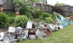 gardening pinterest | Love Garden Junk? Garden Junk Sale – Duluth Garden Shop | Where ...