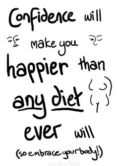 Summer is coming… – Sweet ReciPEAs – Body Positivity - Agli Body Positive Quotes, Positive Body Image, Positive Attitude, Body Love, Loving Your Body, Love Your Body Quotes, Learning To Love Yourself, Learn To Love, Self Confidence