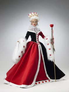 Queen of hearts - Tonner doll Company