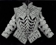theatrical doublet, 19th c
