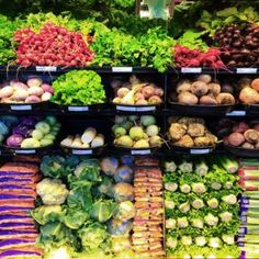 Learn more about healthy vegetables