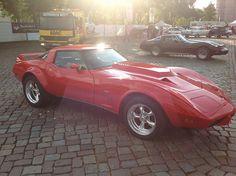 77 Corvette