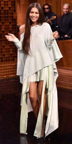Look of the Day - Zendaya from InStyle.com