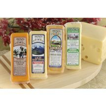{OHIO} Heinis Cheese Chalet:: Over 50 varieties of cheese made from milk from local Amish farmers. Free samples are available, plus visitors can watch cheese being made through large glass windows. ---- 6005 County-77, Millersburg, Ohio.