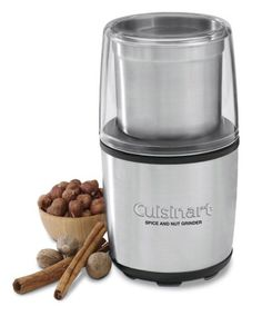 Spice Grinder you can put in the dishwasher -- great idea Cuisinart!