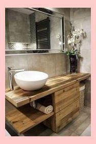 Waschschrank Aus Altholz Okologisch Modern Und Stilvoll 3380 Badezimmer Dekor Rustikale Badezimmer Designs Badezimmer Renovieren