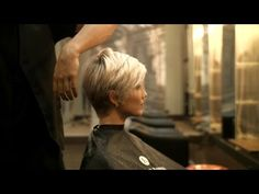 How to Create a Modern Short Cut 2016 (Inspired by Claire Underwood Pixie Cut) - YouTube