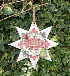 Star Fold Decoration | Craft Inspiration