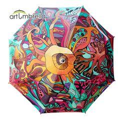 52387c092c65 13 Best Painted Umbrella images in 2018 | Umbrellas, Umbrellas ...