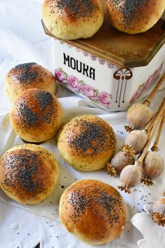 Bagel, Food Art, Food To Make, Breakfast Recipes, Brunch, Food And Drink, Cooking Recipes, Meals, Baking
