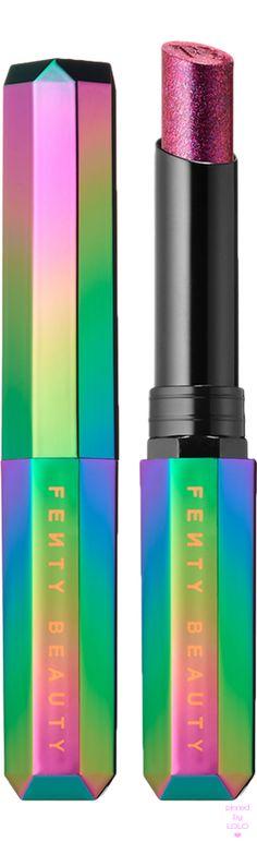 FENTY BEAUTY BY RIHANNA Starlit Hyper-Glitz Lipstick Color Sci-Fly