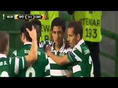 Sporting CP 1-3 Lokomotiv Moscow (C3) Europa League 2015