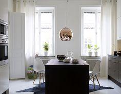 mes caprices belges: decoración , interiorismo y restauración de muebles: Tom Dixon Copper Lamp
