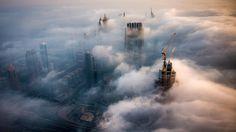 An unseen side of Dubai (Credit: Credit: Elizabeth Carlson)