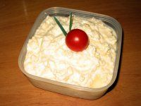 RECEPTY POMAZÁNKY Czech Recipes, Russian Recipes, Egg Recipes, Snack Recipes, Cooking Recipes, Sandwich Fillings, Party Snacks, Ham, Good Food