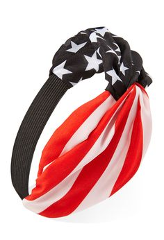 American Flag Knotted Headwrap | FOREVER21 #Accessories