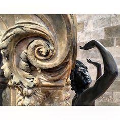 Spirals. Volute. #firenzebyalexcommentator #museodelbargello