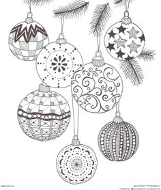 Designs for Zentangles | Christmas Zentangle Patterns