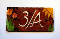 House number plaque - 3/A   by stiglice - Judit