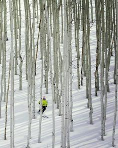 """Deer Valley in Utah constantly tops everyone's best ski resorts for letting vacationers """"ski in the lap of luxury"""""""