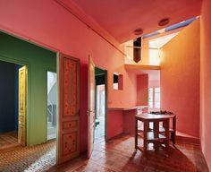 The Heart Stopping Casa Horta, Barcelona by Guillermo Santoma | Yellowtrace