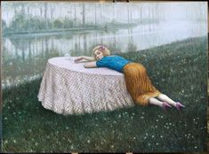 Mike Worrall, The Sadness of Rivers, 2012-13