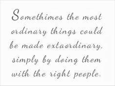 My Simply Special: quote
