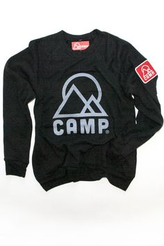 MOUNTAIN LOGO CREWNECK SWEATSHIRT and newest favorite blog!