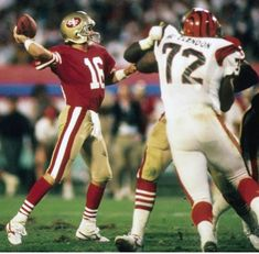 Joe Montana San Francisco 49ers 49ers Players e83539c2a