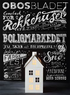 typostrate - the typography and design blog • Chalk Typography 1 wow look what you can do just...